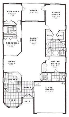Palm court retreat interactive floorplan for Interactive floor plan map